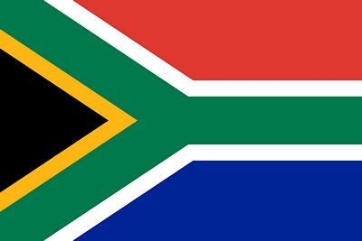 A guide to the correct usage of South Africa's National Flag
