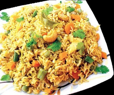 Rice Pulao Recipe