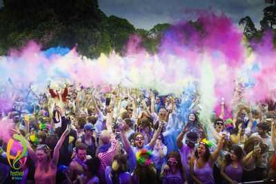Holi Festival of Colours coming to the Coast