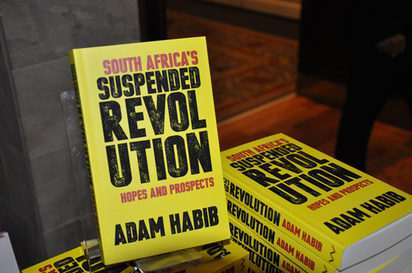 """South Africa's Suspended Revolution"""